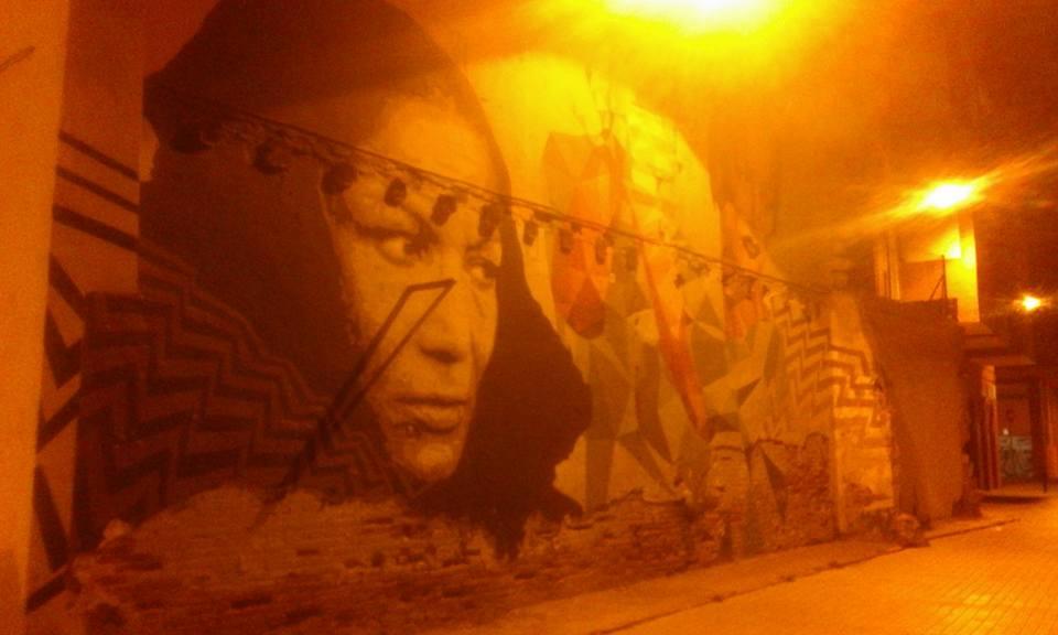 carmen amaya graffiti